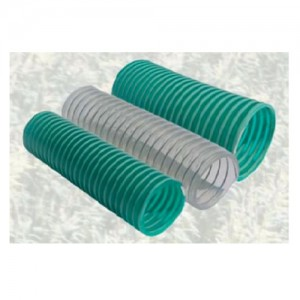 Furtun absorbtie DKD cu spira PVC 25 mm