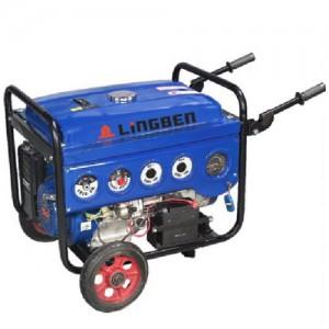 Generator DKD 6500DX-C pornire electrica si cu roti