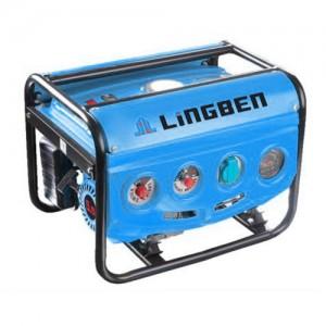 Generator lingbin LB6500DX-D pornire manuala