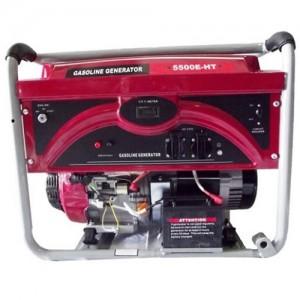 Generator de curent WM 5500E-HT pornire la cheie