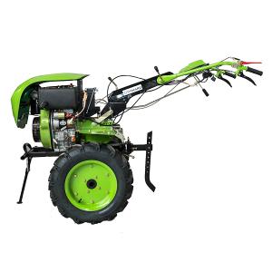 Motocultor Diesel DKD HS1100BE 9CP pornire la cheie