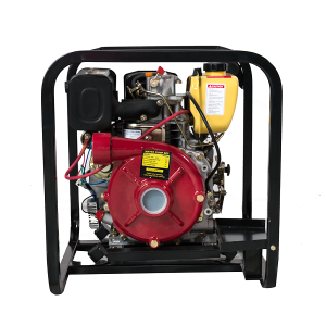 Motopompa DKD HP50, Diesel, Pornire Electrica