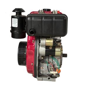 Motor diesel WEIMA WM186F de 9CP, pornire manuala