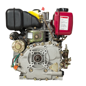 Motor diesel WEIMA WM178FE de 7CP, pornire electrica