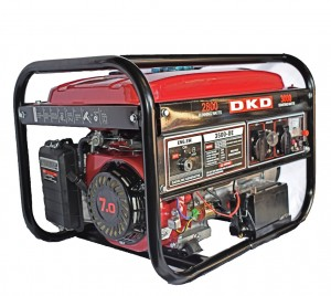 Generator DKD -LB 3500E