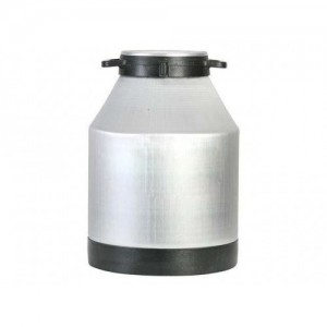 Bidon aluminiu DKD 40 l