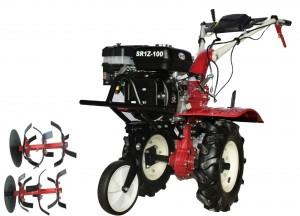 Motocultor DKD SR1Z-100 7 CP