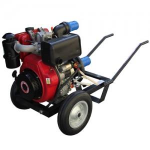 Motopompa diesel Gardelina DWP 186 K (S)