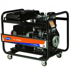 Generator ANTOR AL8000T