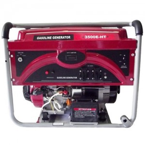 Generator de curent WM 3500 E-HT pornire la cheie