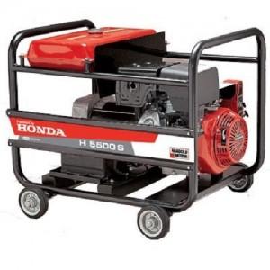 Generator Honda  H5500