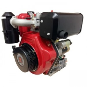 Motor diesel WEIMA WM186FE de 9CP, pornire electrica