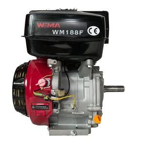 Motor WEIMA WM188F de 13CP - ax pana, benzina