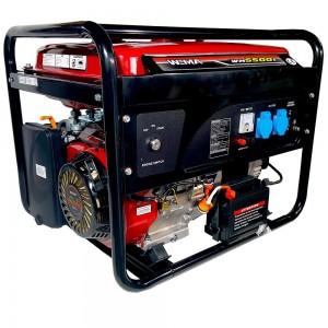 Generator de curent WM 5500E pornire la cheie