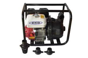 Motopompa autoamorsanta pentru substante chimice DKD HMWPP-20