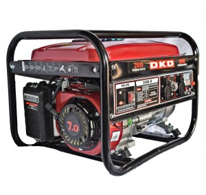Generator DKD -LB 3500