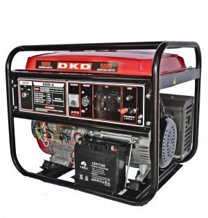 Generator DKD -LB 6000E