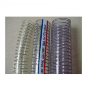Furtun absorbtie spira metalica 32 mm