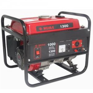 Genrator de curent de 1.6 kVA sau de 1.3 kw benzina