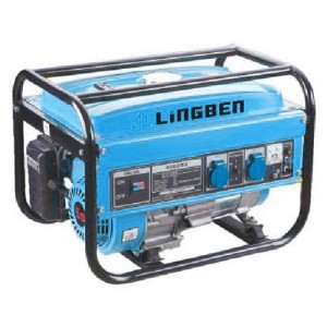 Generator LB 3700DX-A pornire manuala