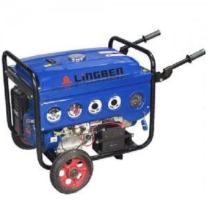 Generatoare de curent ling Ben cu roti benzina