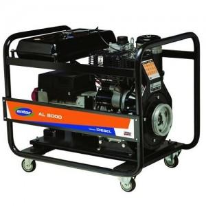 Generator ANTOR AL8000TS pornire electrica