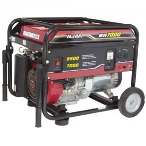 Generator de curent 7 kw cu pornire la cheie