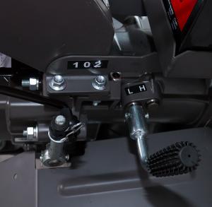 Motocultor WEIMA WM1100BE(KM) diesel 9CP pornire la cheie 3 viteze