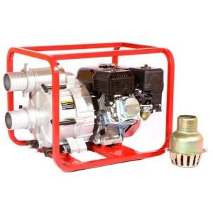 Motopompa benzina Weima WMPW80-26 motor 6.5 CP