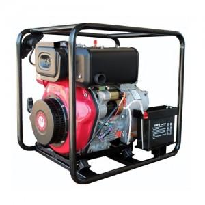 Motopompa diesel Weima WMCGZ100-30E motor 9.5 CP