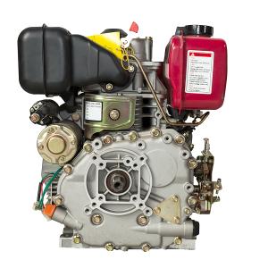Motor diesel WEIMA WM178F de 7CP, pornire manuala