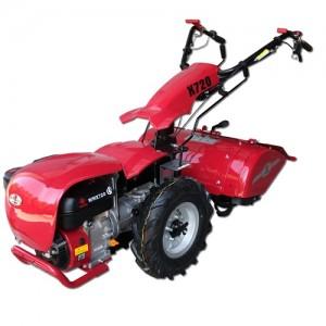 Motocultor BSR WMX 720 cu freza tractata