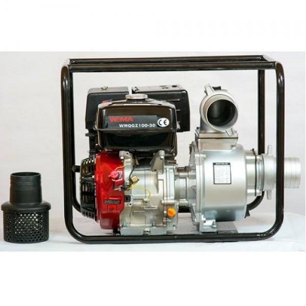 Motopompa benzina Weima QGZ100-30 motor 13CP
